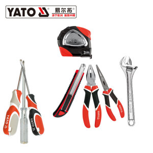 YATO  8 PCS Hand TOOL  SET YT-3904