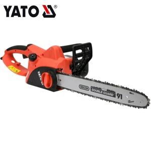 YATO 36V POWER & GASOLINE TOOLS  14'' CORDLESS CHAIN SAW -- BODY  YT-82813