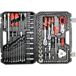 YATO Autoreparatur Mechaniker Werkzeugsatz Europa Marke 126PCS YT-38875