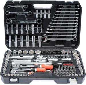 YATO Riparimi automatik i mjeteve mekanike të markës Evropë markë 150PCS YT-38811