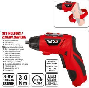 YATO Auto repair Mechanic tool set Europe brand 100PCS YT-12685