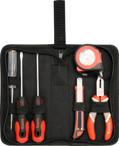 Family Tool Set Europe Brand 6PCS YT-39005