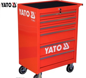 YATO HAND INDUSTRIAL TOOLS WHOLESALE ROLLER CABINET 6 DRAWERS YT-0913