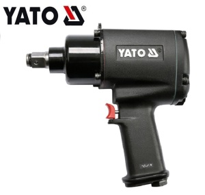 YATO HAND TOOLS AIR TOOLS TWIN HAMMER IMPACT WRENCH 3/4'' 1300NM YT-09564