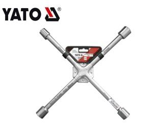 YATO HAND TOOLS AUTOMOTIVE TOOLS CROSS RIM WRENCH YT-0800