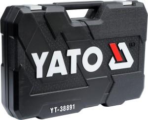 YATO HAND TOOLS TOOL SETS 109PCS YT-38891
