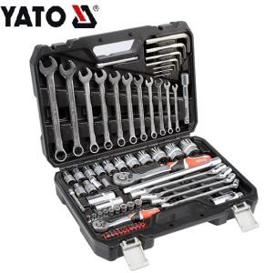 YATO HAND TOOLS TOOL SETS 77PCS YT-38781