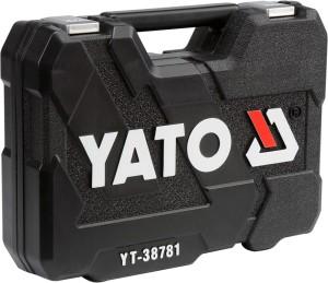 ياتو طقم ادوات يدوية 77 قطعة YT-38781