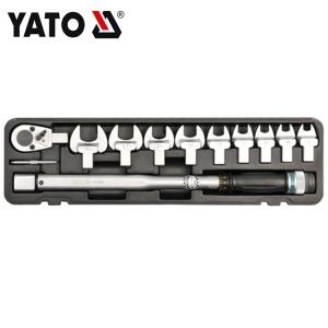 Çelësi i rrotullimit të automatizimit të kualitetit të lartë YATO ME AKSESOR 12 PC
