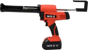 YATO POWER TOOLS CORDLESS 18V CORDLESS CAULKING GUN YT-82888