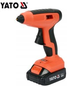 YATO POWER TOOLS CORDLESS 18V GLUE GUN YT-82854