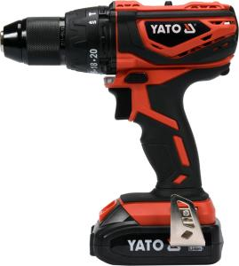 YATO POWER TOOLS CORDLESS 18V IMPACT DRILL/DRIVER YT-82788
