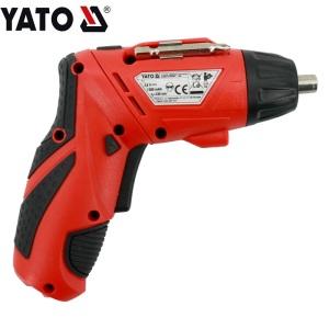 YATO POWER TOOLS KORDLOOS POWER TOOLS 3.6V BOR / BESTUURDER YT-82760