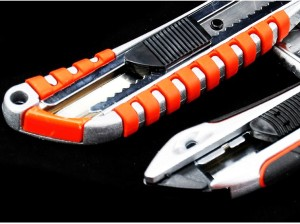 YATO UTILITY MESSER 9MM SK2 Multi Tool Pocket Utility Papierschneider Stichelklinge Elektrikerbox Offenes Messer