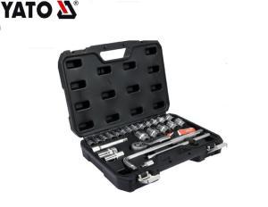 YATO YT-38741 HAND TOOLS PROFESSION CAR REPAIRS HEAVY DUTY SOCKETY WRENCH SET 1/2