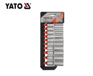 YATO YT-38861 HANDWERKZEUGE PROFESSION AUTO REPARATUREN HEAVY DUTY STECKSCHLÜSSELSET 1/2