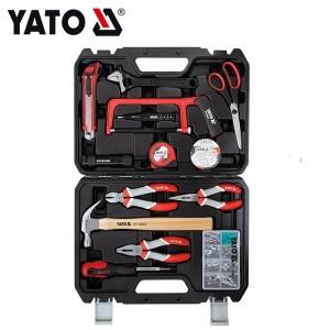 YATO YT-39000 HAND TOOLS PROFESSION CAR REPAIRS HEAVY DUTY SOCKET WRENCH SET INDUSTRIAL HAND TOOL 147PCS TOOL SET